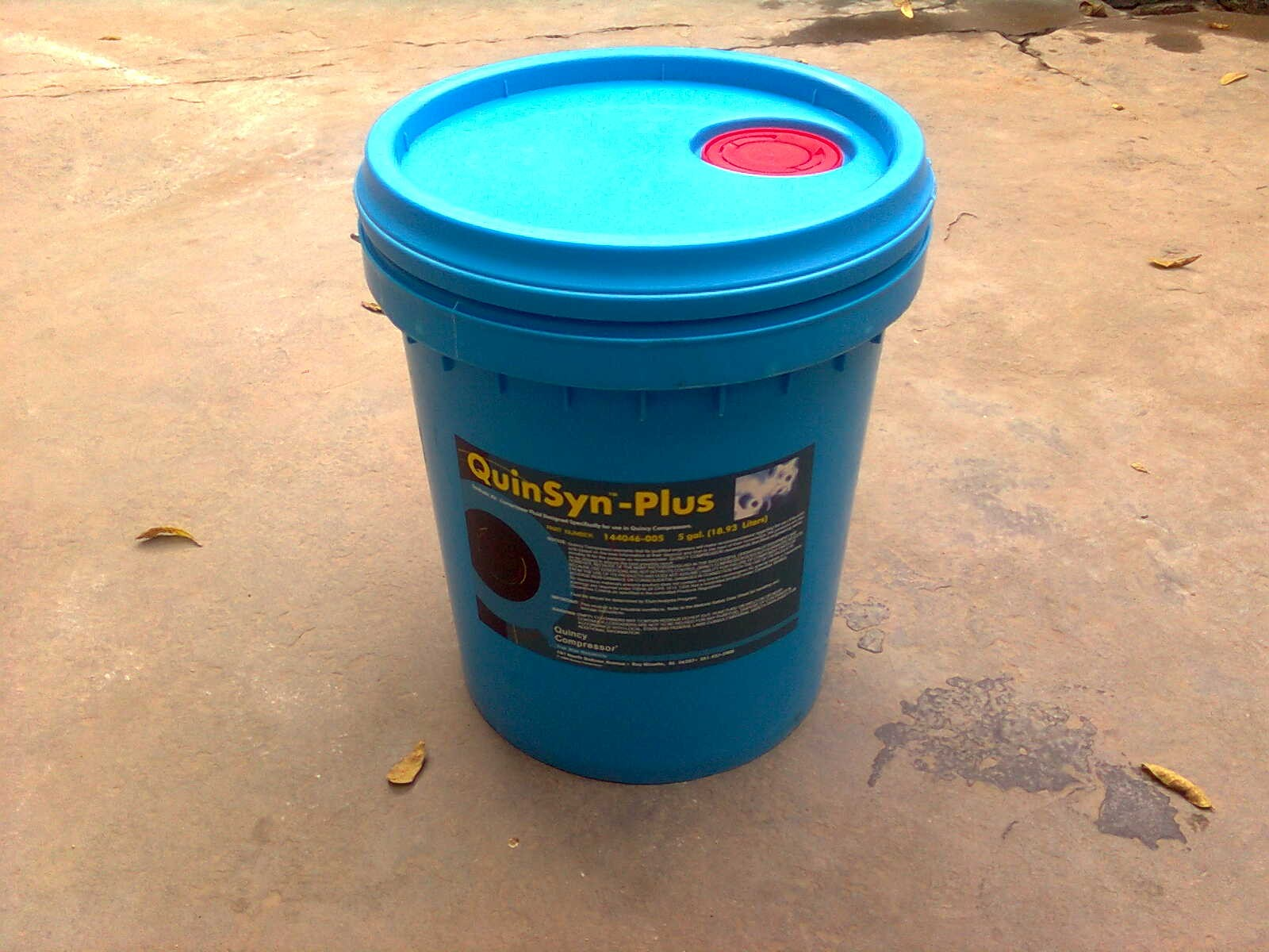 洛斯润滑油油桶标签高清图片